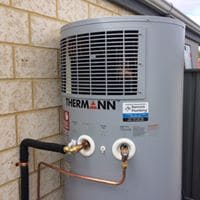heat pump hot water systems perth